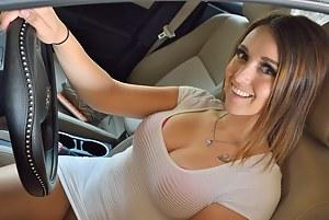 Mickie james boob