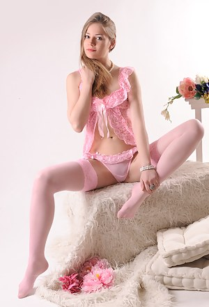 Free Teen Lingerie Porn Pictures