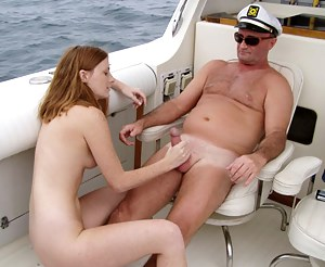 Nice answer Teens naked on boat possible and