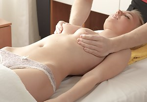 Bad Naked massage young hot